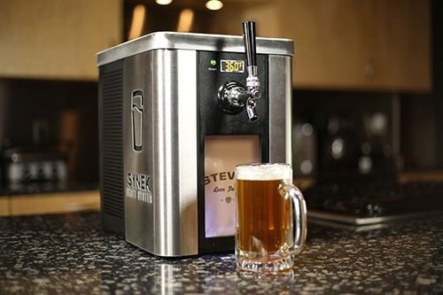 The Kegerator's Mini-Me: SYNEK