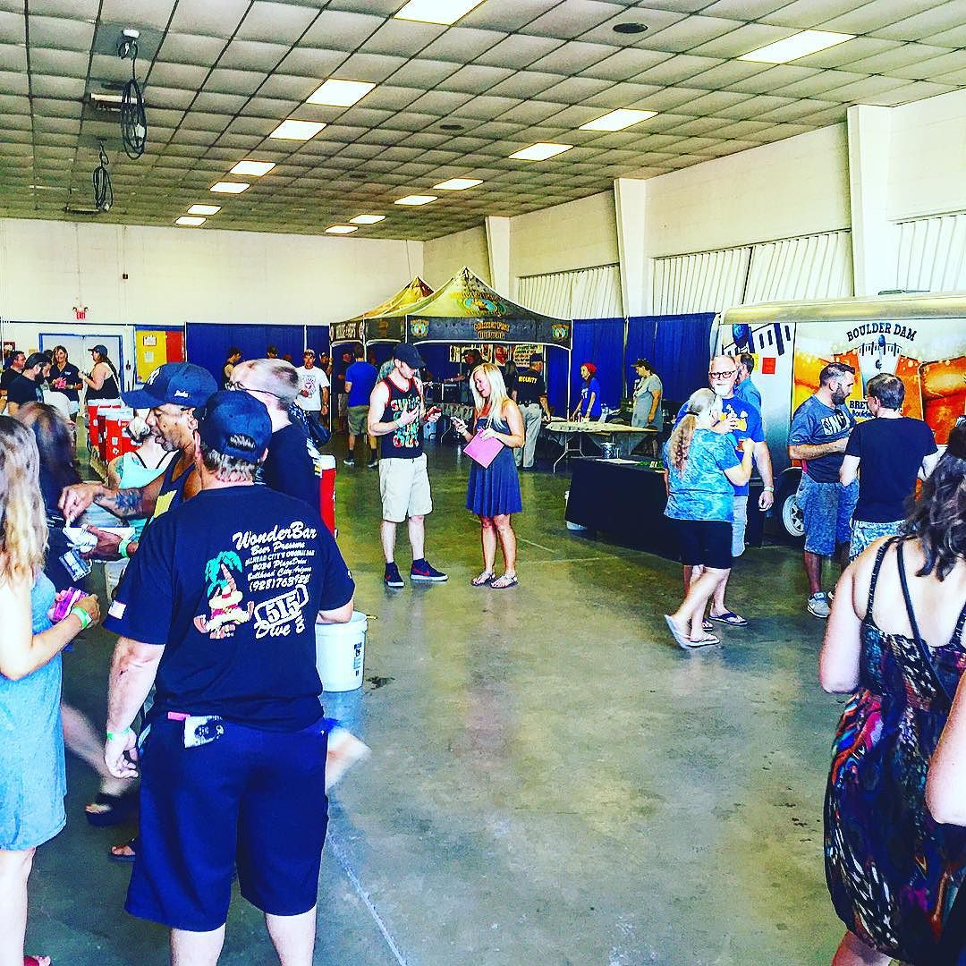 The Beer and the Rest:  Kingman's Fourth Annual Beer Festival