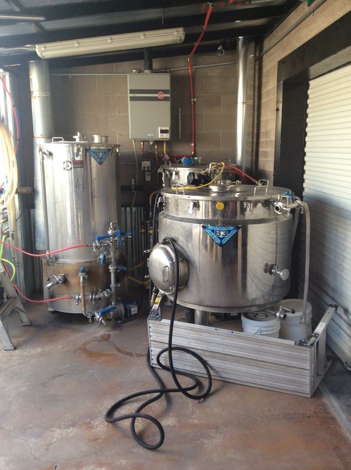 A Conversion, A Party, A Business – Part One of an Interview With Black Bridge Brewery'sOwner